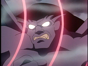 Disney Gargoyles - Leader of the Pack - goliath mind warp ray