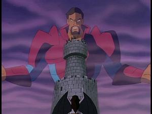 Disney Gargoyles - Legion - hologram xanatos program coldstone