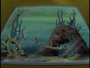 Disney Gargoyles - Metamorphosis - eels