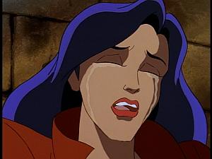 Disney Gargoyles - Metamorphosis - elisa cries