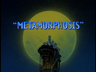 Disney Gargoyles - Metamorphosis - title