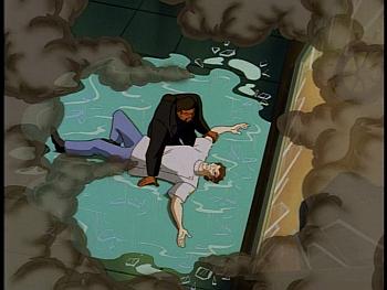 Disney Gargoyles - Metamorphosis - xanatos over dead sevarius