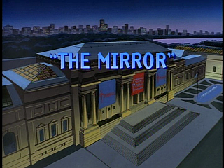Disney Gargoyles - The Mirror - title