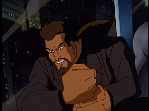 Disney Gargoyles - City of Stone part 2 - Xanatos pulls chopper up