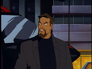 Disney Gargoyles - City of Stone part 2 - xanatos shocked at stone statues