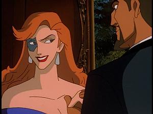 Disney Gargoyles - Eye of the Beholder - fox asks david about love