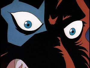 Disney Gargoyles - Eye of the Beholder - fox recognizes david