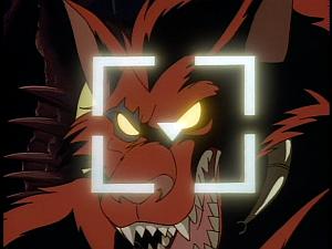 Disney Gargoyles - Eye of the Beholder - xanatos meets werefox