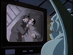 Disney Gargoyles - The Silver Falcon - broadway watches movie