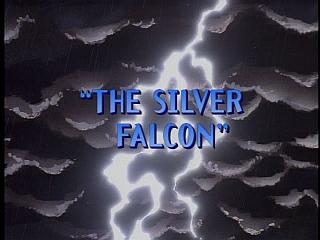 Disney Gargoyles - The Silver Falcon - title