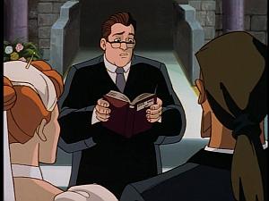 Disney Gargoyles - Vows - Judge, fox, david