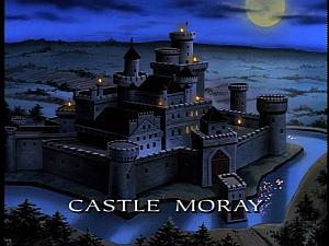 Disney Gargoyles - City of Stone part 1 - castle moray