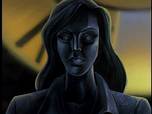 Disney Gargoyles - City of Stone part 1 - elisa turns to stone