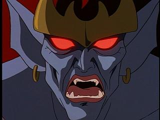 Disney Gargoyles - City of Stone part 1 - old demona