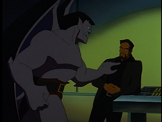 Disney Gargoyles - City of Stone part 2 - goliath accuses xanatos