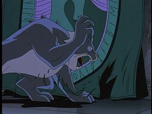 Disney Gargoyles - City of Stone part 3 - bronx tears tapestry