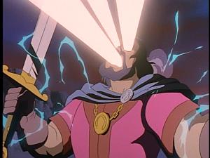 Disney Gargoyles - City of Stone part 3 - duncan burns