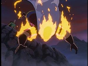 Disney Gargoyles - City of Stone part 3 - duncan falls