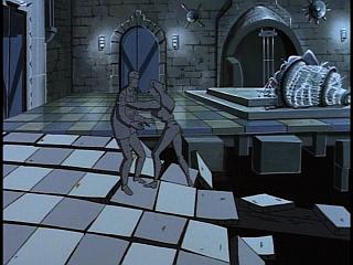 Disney Gargoyles - City of Stone part 4 - floor collapses