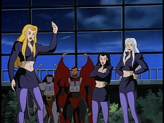 Disney Gargoyles - City of Stone part 4 - weird sisters , xanatos, goliath