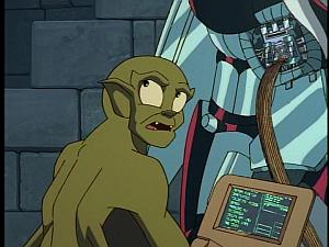 Disney Gargoyles - High Noon - lexington working on coldstone