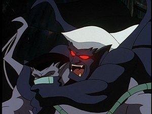 Disney Gargoyles - Double Jeopardy - thailog gasses goliath