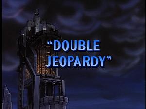 Disney Gargoyles - Double Jeopardy - title