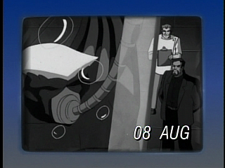 Disney Gargoyles - Double Jeopardy - xanatos and sevarius see thailog may august 8