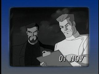 Disney Gargoyles - Double Jeopardy - xanatos and sevarius see thailog november 1