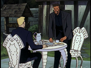 Disney Gargoyles - Double Jeopardy - xanatos has realization
