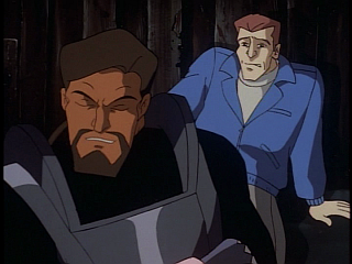 Disney Gargoyles - Double Jeopardy - xanatos proud