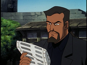Disney Gargoyles - Double Jeopardy - xanatos reads report
