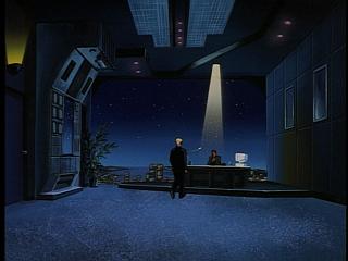Disney Gargoyles - Double Jeopardy - xanatos's office