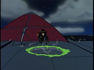 Disney Gargoyles - Outfoxed - acid hole