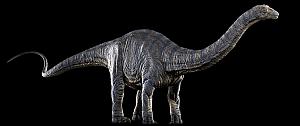 Disney Gargoyles - Outfoxed - apatosaurus