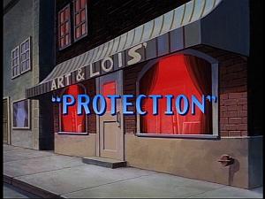 Disney Gargoyles - Protection -
