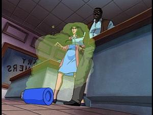 Disney Gargoyles - Protection - gassing morgan chavez
