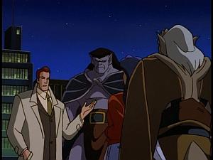 Disney Gargoyles - Revelations - matt and goliath deal