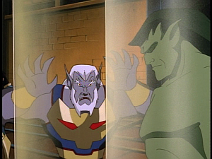 Disney Gargoyles - Upgrade - goliath in stasis