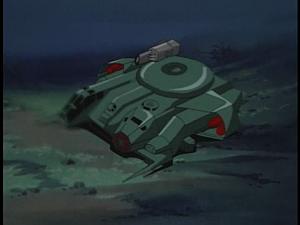 Disney Gargoyles - Upgrade - pack ship underwater