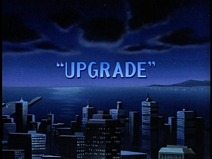 Disney Gargoyles - Upgrade - title