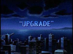 Disney Gargoyles - Upgrade - title