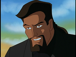 Disney Gargoyles - Upgrade - xanatos asks want to play again