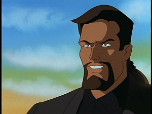Disney Gargoyles - Upgrade - xanatos happy