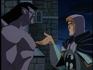 Disney Gargoyles - Avalon part 1 - tom and goliath