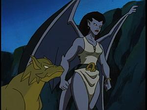 Disney Gargoyles - Avalon part 2 - angela and boudicca