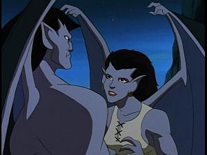 Disney Gargoyles - Avalon part 2 - angela meets goliath