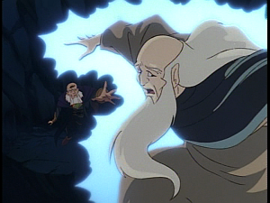 Disney Gargoyles - Avalon part 2 - archmage saves himself