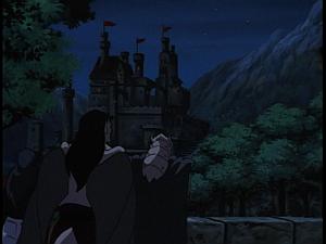 Disney Gargoyles - Avalon part 2 - oberon's castle at avalon