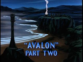 Disney Gargoyles - Avalon part 2 - title
